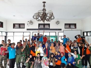 Simulasi Kebencanaan dan Kegawatdaruratan bagi Anggota KSB Kotabaru
