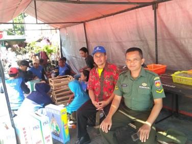Kerja Bakti PKL Jl. Wahidin SH dan Jl. Jend. Sudirman