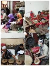 Pelatihan Karawitan Kelurahan Kotabaru