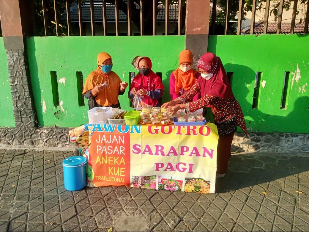 Pawon Gotro Kelompok UMKM Kelurahan Kotabaru Mulai Aktif Lagi