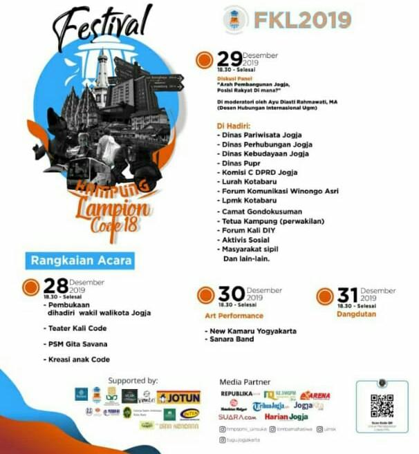 Festival Kampung Lampion 2019