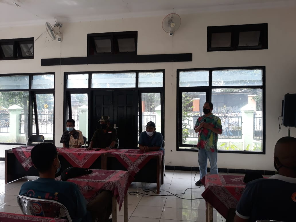 Pembentukan Kelembagaan Satlakar Kotabaru