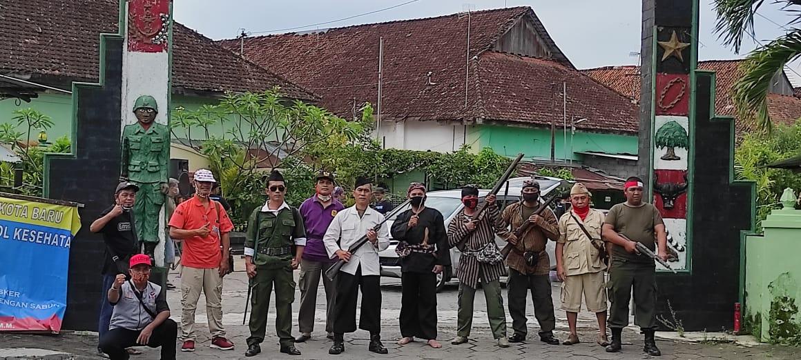 Fragmen Kesenian Serangan Kotabaru